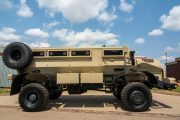 DENEL VEHICLE SYSTEMS GOING STRONG